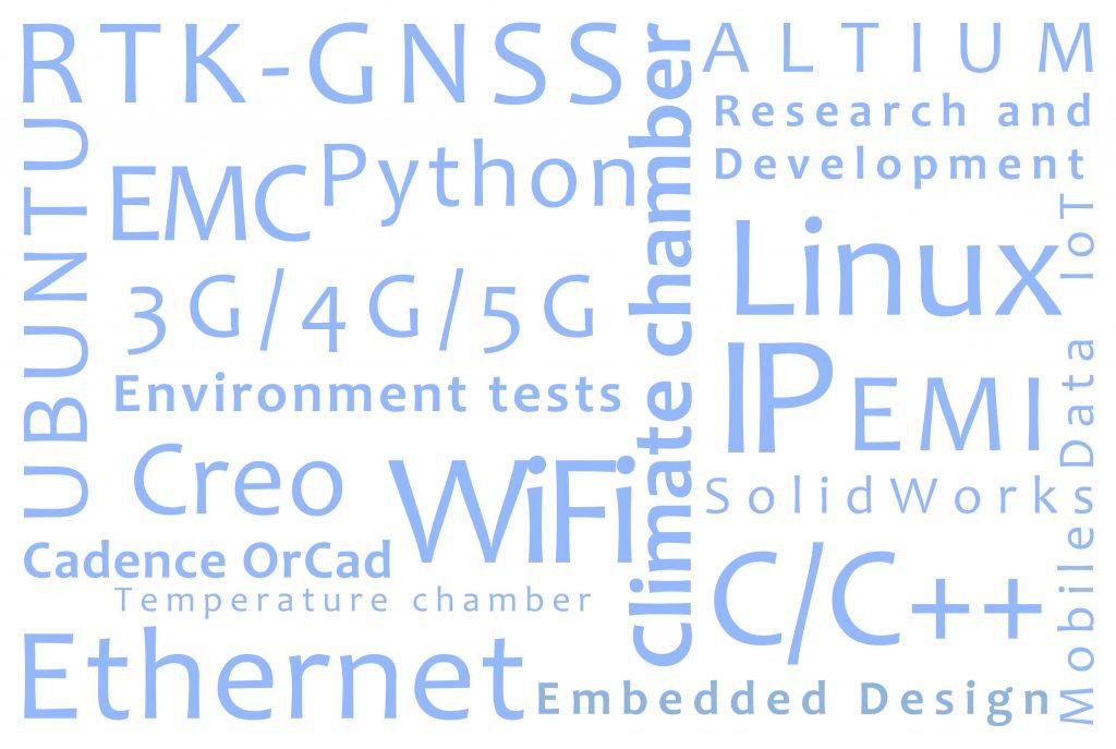 Conpleks has a wide range of competences