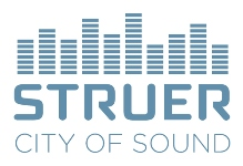 Struer is also known as the city of sound